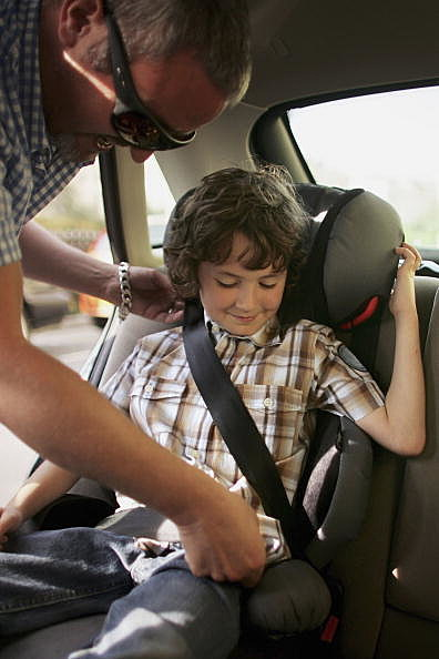 Study 9 In 10 Parents Move Child From Booster Seat Too Soon