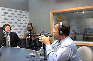 Gov. Christie in studio for Ask the Governor