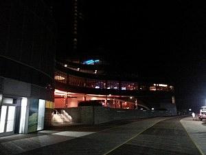 The Revel casino goes dark in Atlantic City