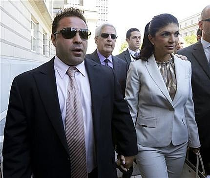 Teresa Giudice Released From Prison After Nearly Year-Long Sentence