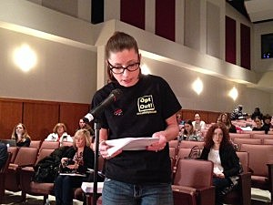 More than 150 people attended Thursday night's public hearing
