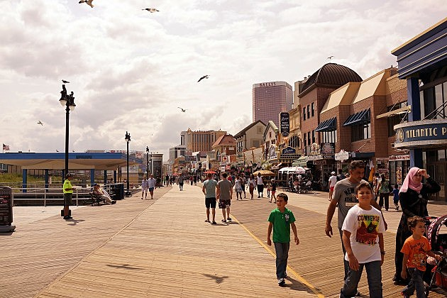 How can Atlantic City Reinvent itself?