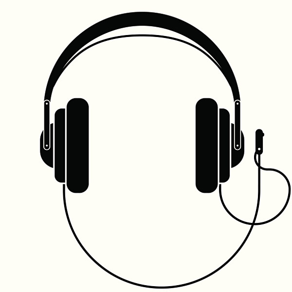 Line Art Headphones : Hidden dangers of earbuds headphones