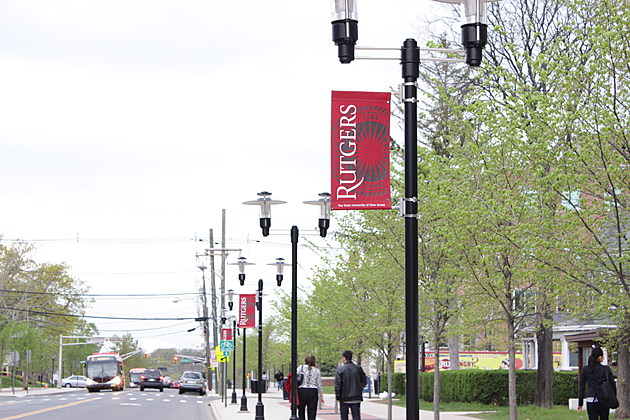 Can I get into a school like Rutgers?