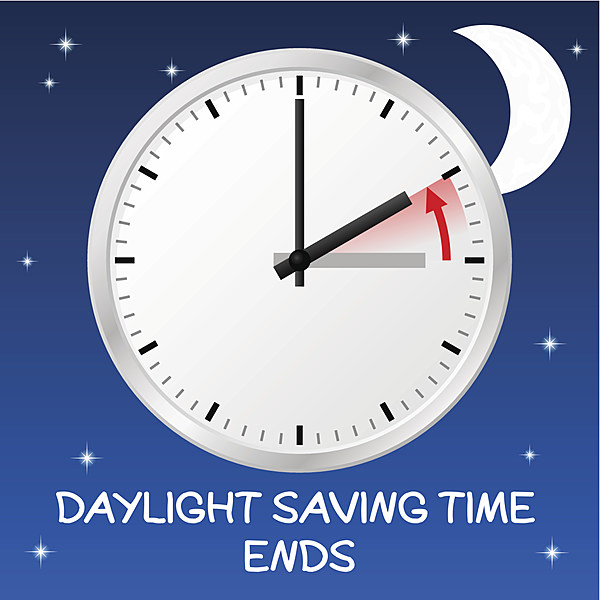 Daylight Saving Time 2015 When To Change The Clocks
