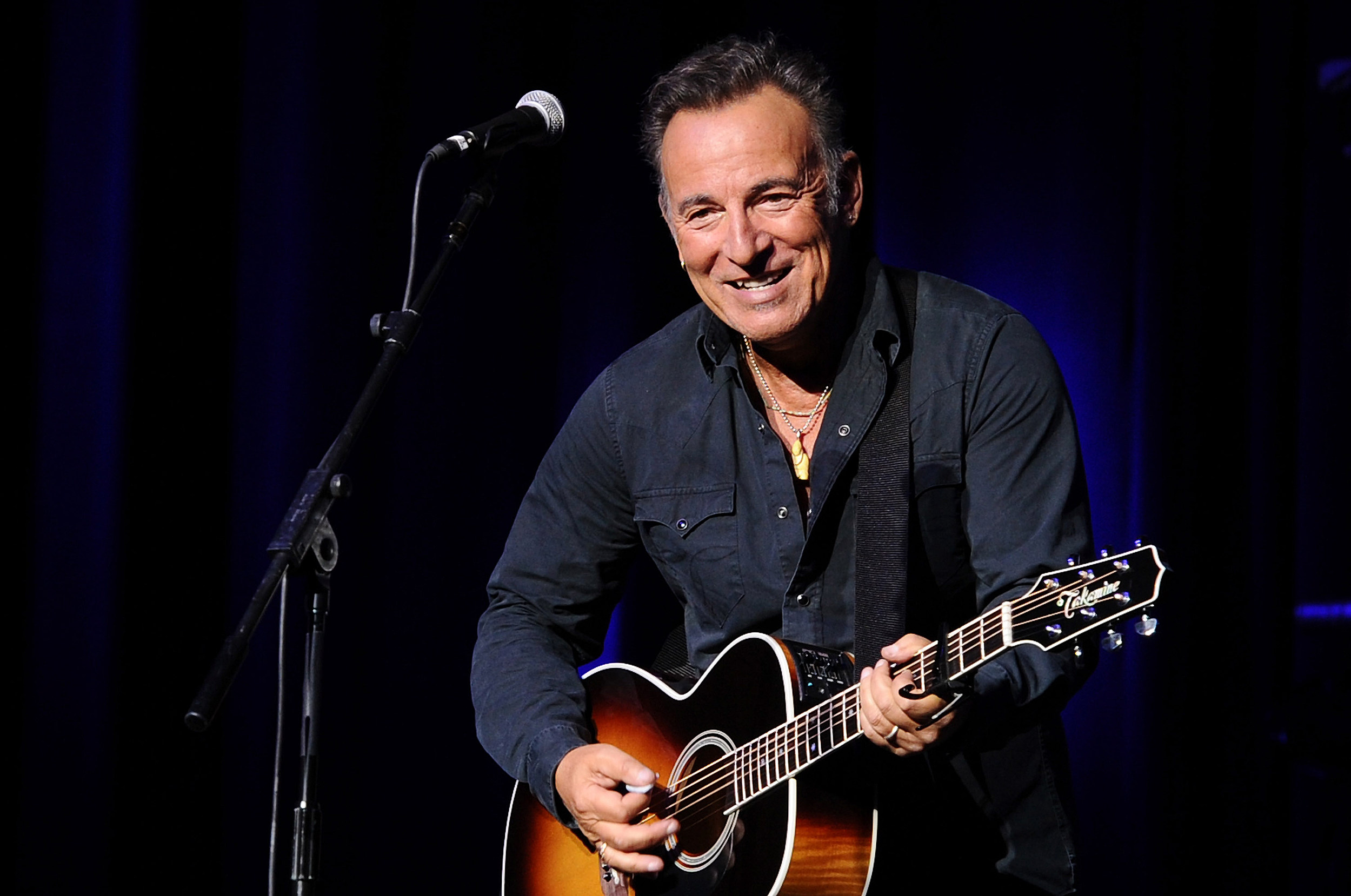 Image result for bruce springsteen 2016