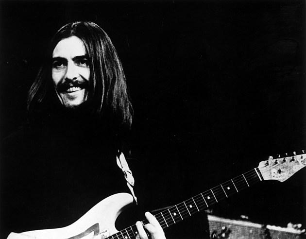 George Harrison - Keystone / Getty Images