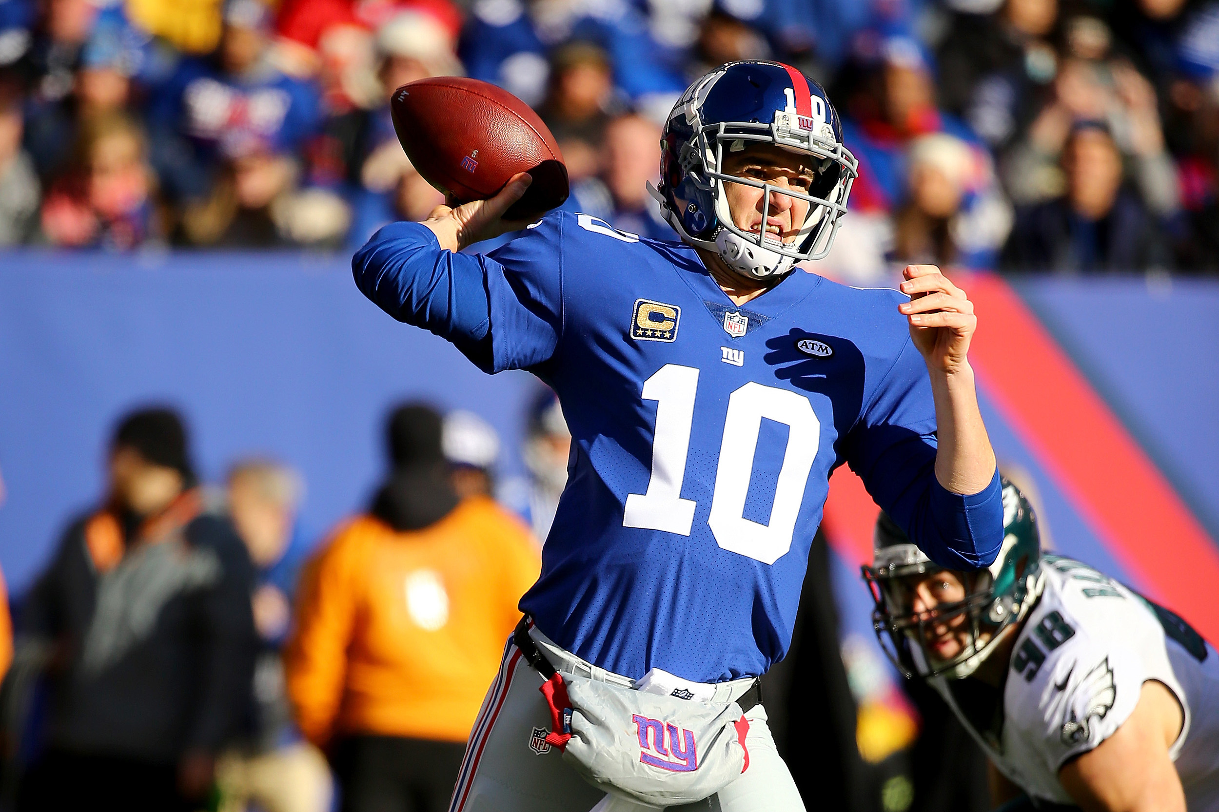 Why the Giants should trade Eli Manning