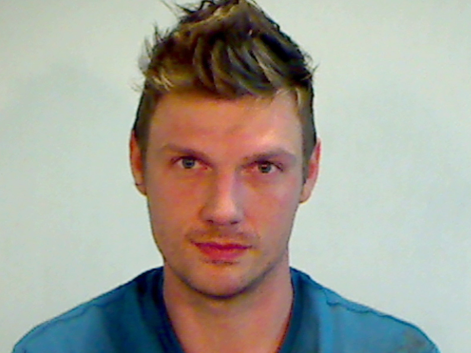 Nick Carter says he was 'trying to enjoy vacation' before arrest
