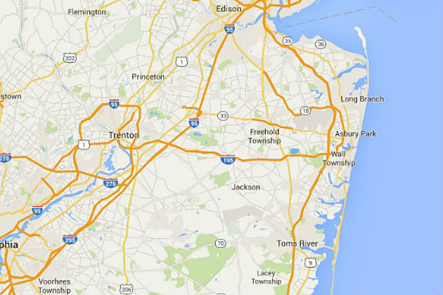 Jersey Debates Id Sure Like To Opt Out Of - South jersey map