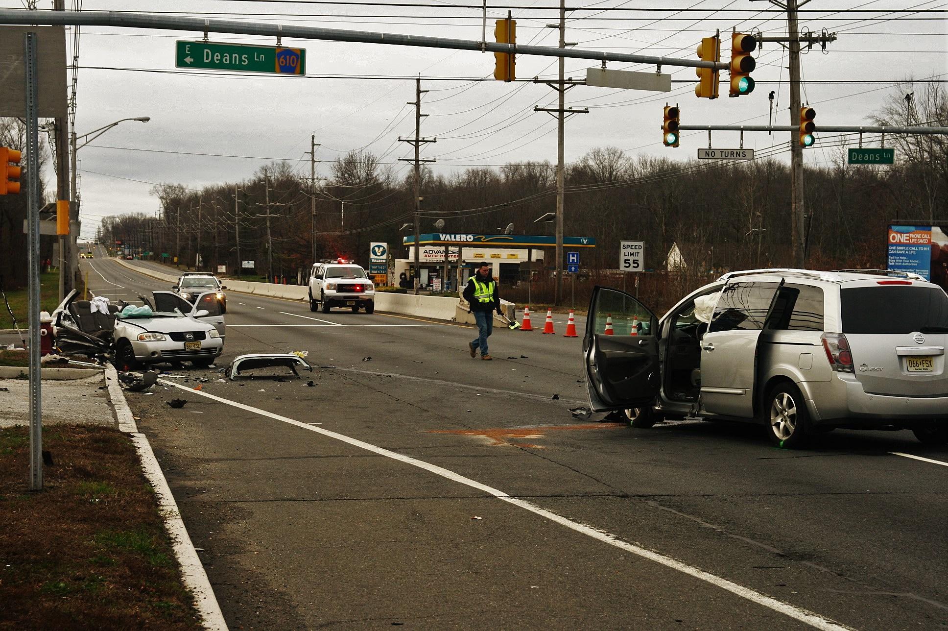 Car Crash - New Jersey 101.5