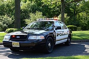 Wyckoff police cruiser