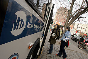 An NJ Transit strike would affect MTA service in New York. (Photo credit: Getty Images)