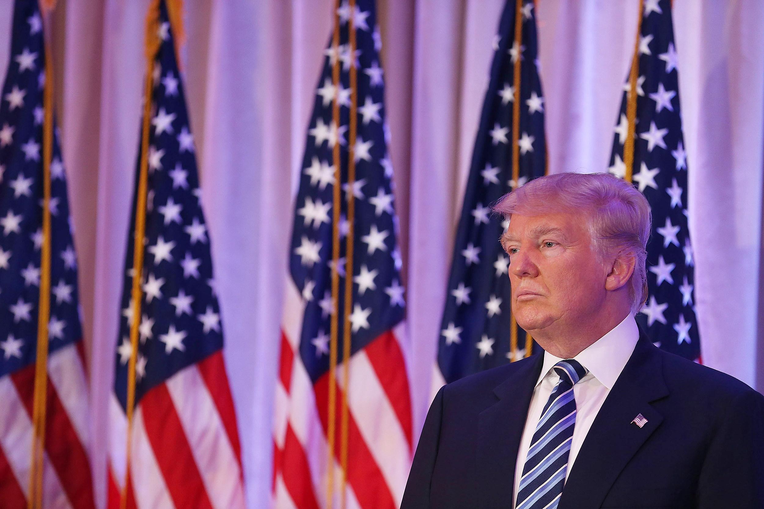 Trump calls off rally amid protests, scuffles