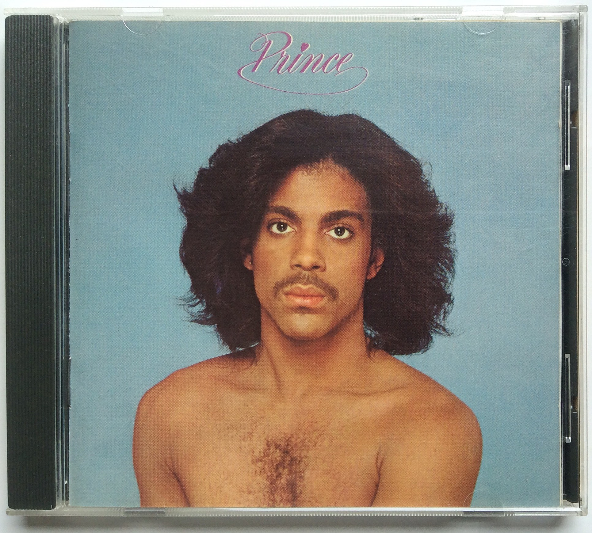 """Prince"" 1979 debut. (Craig Allen photo)."