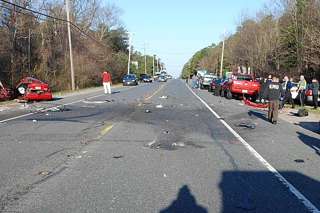Fatal accident on Route 70 in Manchester