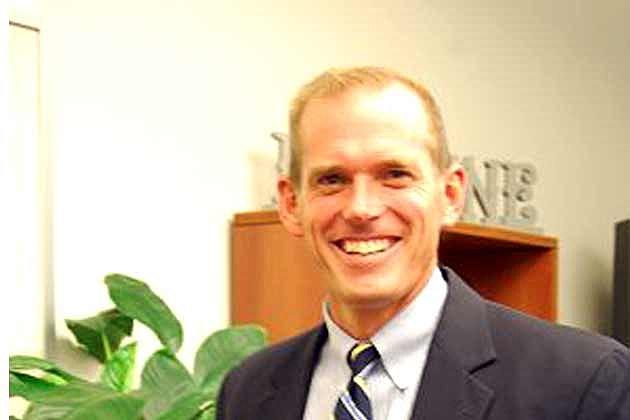 Riobbinsville school superintendent Steven Mayer