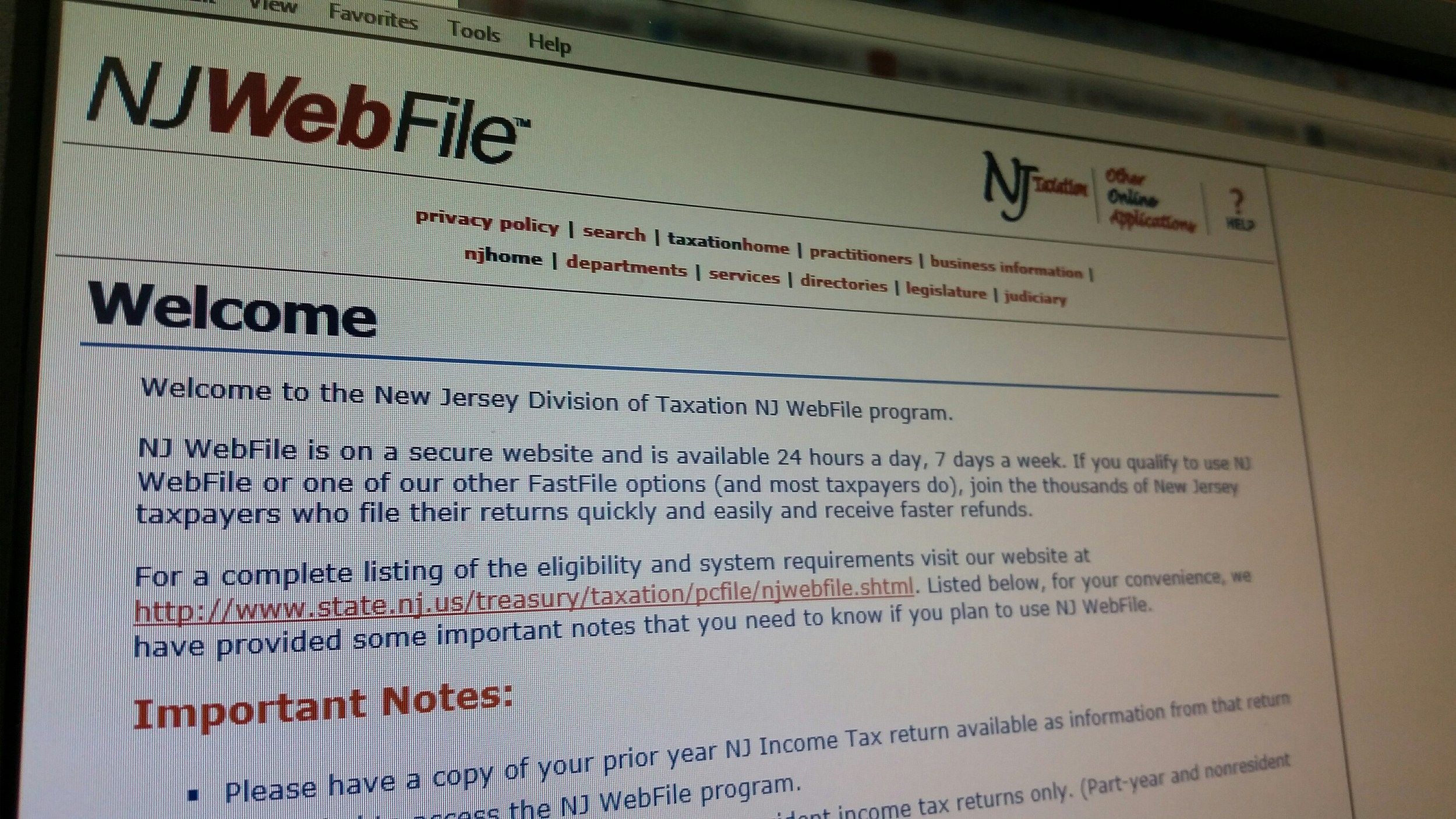 How To File For A Tax Extension In New Jersey