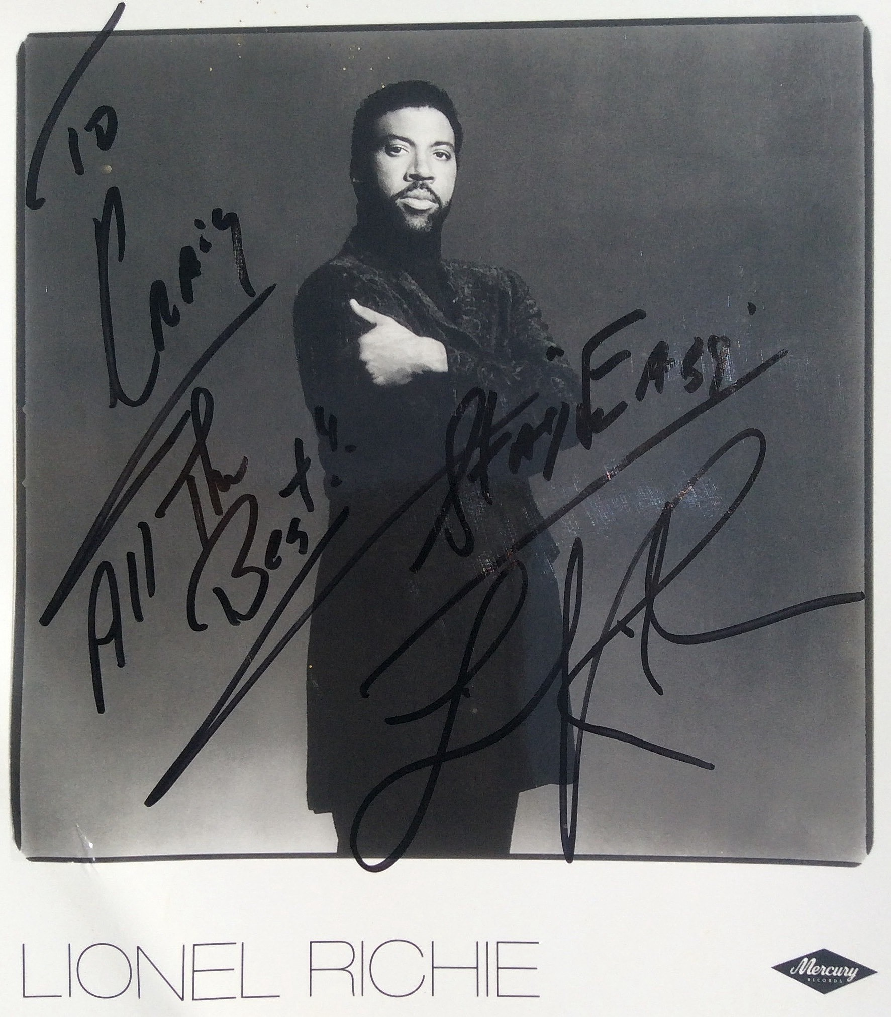 Tuskegee Lionel Richie: 5 (more) 80's Songs You Have Forgotten, Like Totally
