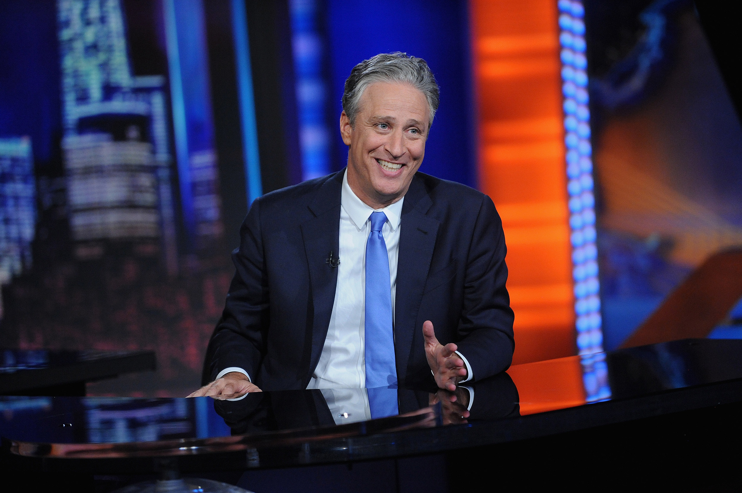Jon Stewart Bashes Media