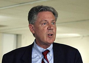 In this June 10, 2013 file photo, Rep. Frank Pallone, Jr. speaks in Trenton, N.J. Pallone has found that National Football League officials improperly sought to influence a government study on the link between football and brain disease. (AP Photo/Mel Evans, File)