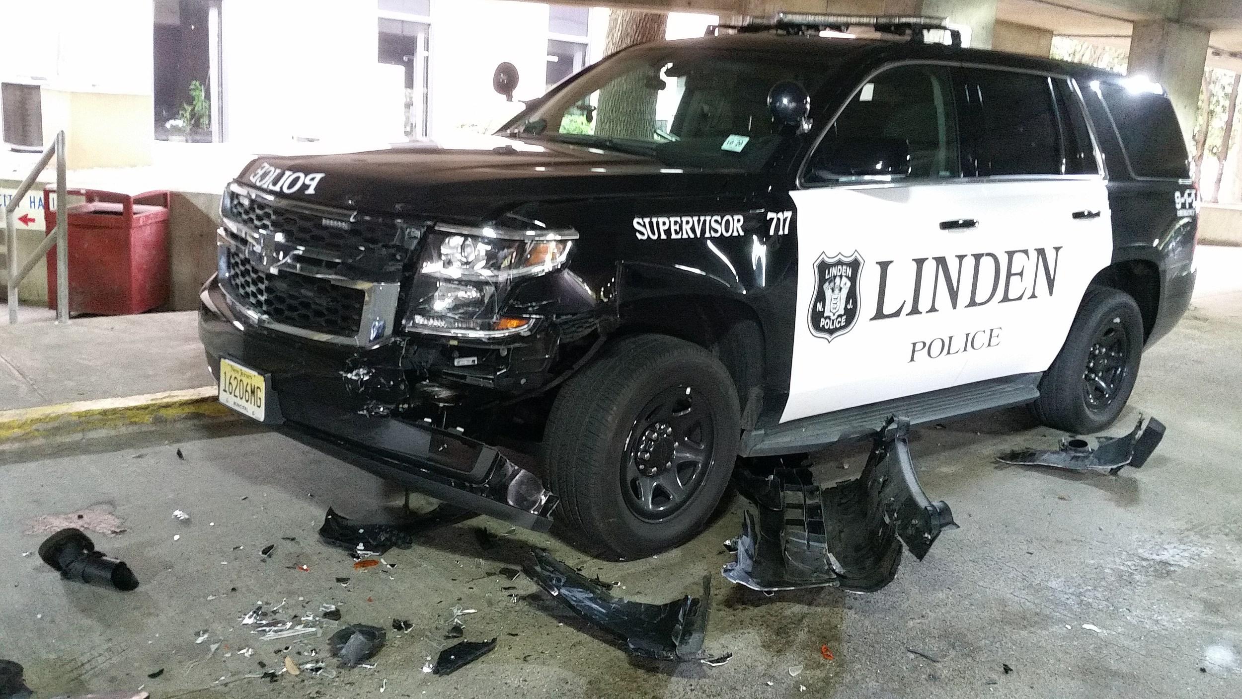 ex linden man rammed cops cars hard sprayed officers mace ex linden man rammed cops cars hard sprayed officers mace cops say