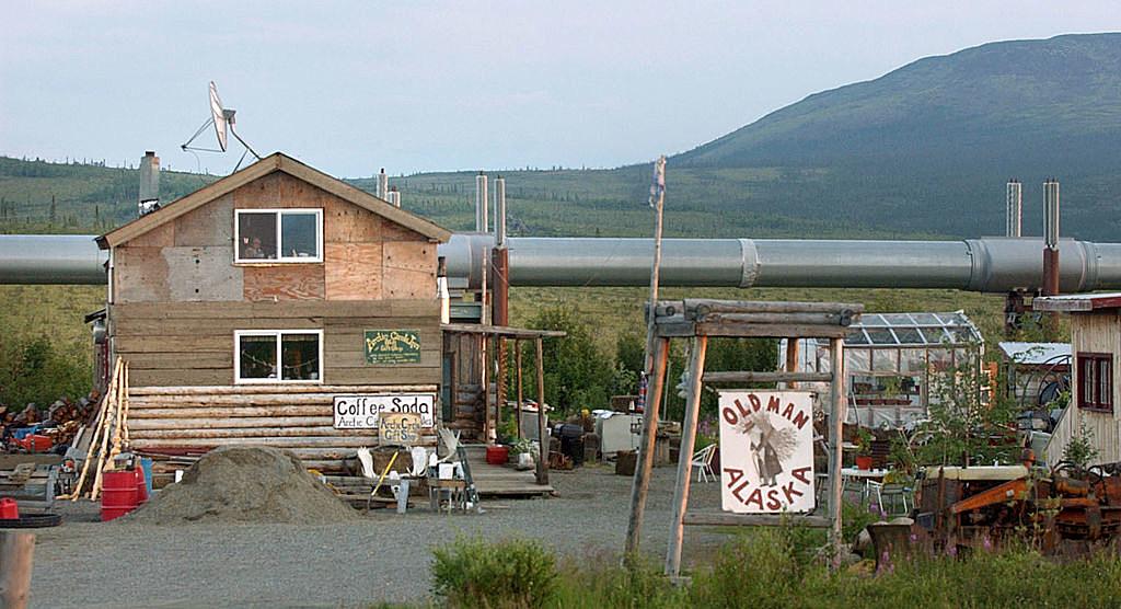 Alaska governor limits oil checks to $1000
