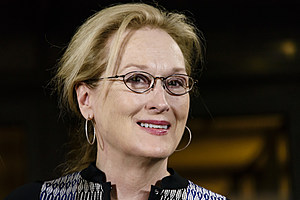 BERLIN, GERMANY - FEBRUARY 10: Meryl Streep attends the International Jury photo call during the 66th Berlinale International Film Festival Berlin at Hotel Mandala on February 10, 2016 in Berlin, Germany.  (Photo by Clemens Bilan/Getty Images)