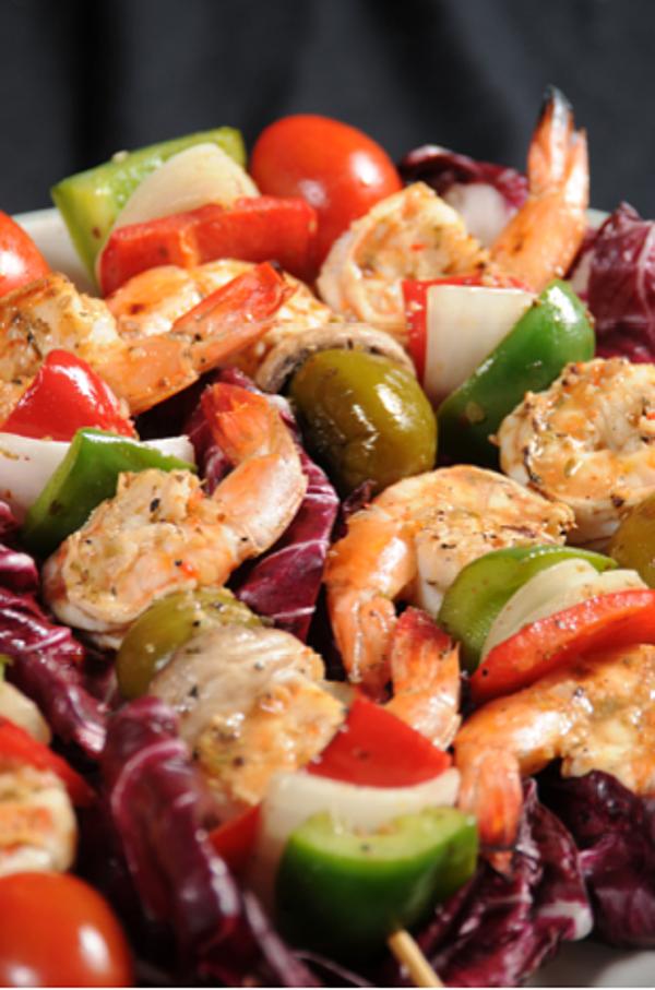 Big Joe S Quick And Easy Shrimp Kabobs Recipe