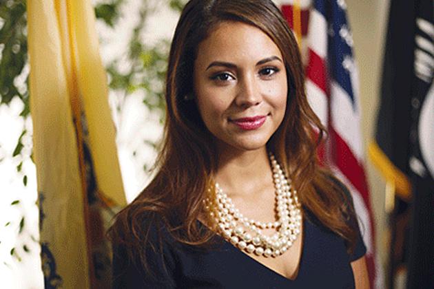 Mara Rodriguez-Gregg (Photo by Aaron Houston, provided by Rodriguez-Gregg)