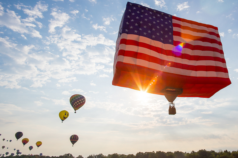 Quick Check NJ Festival of Ballooning 2015