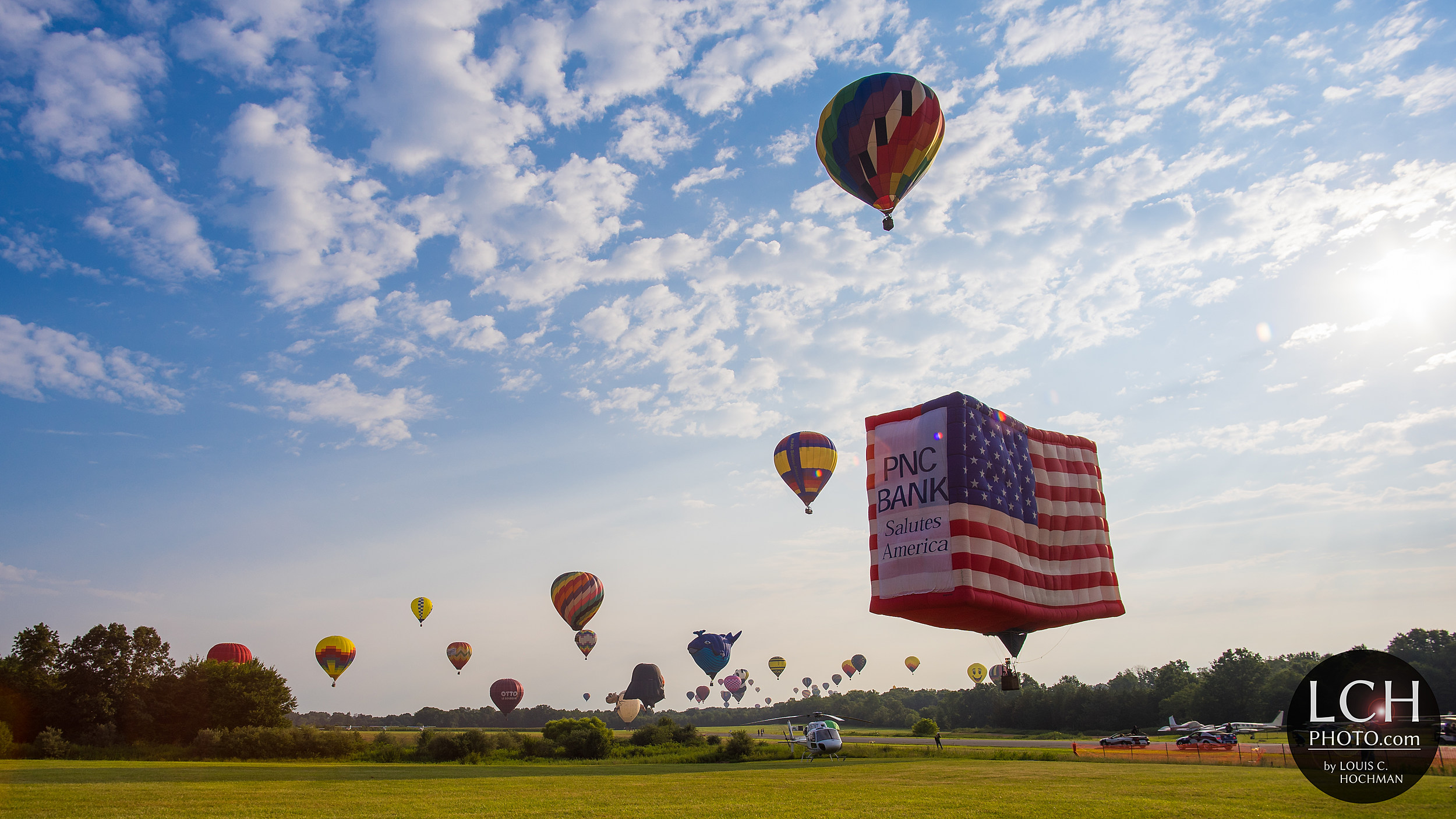 Quick Chek NJ Festival of Ballooning 2015