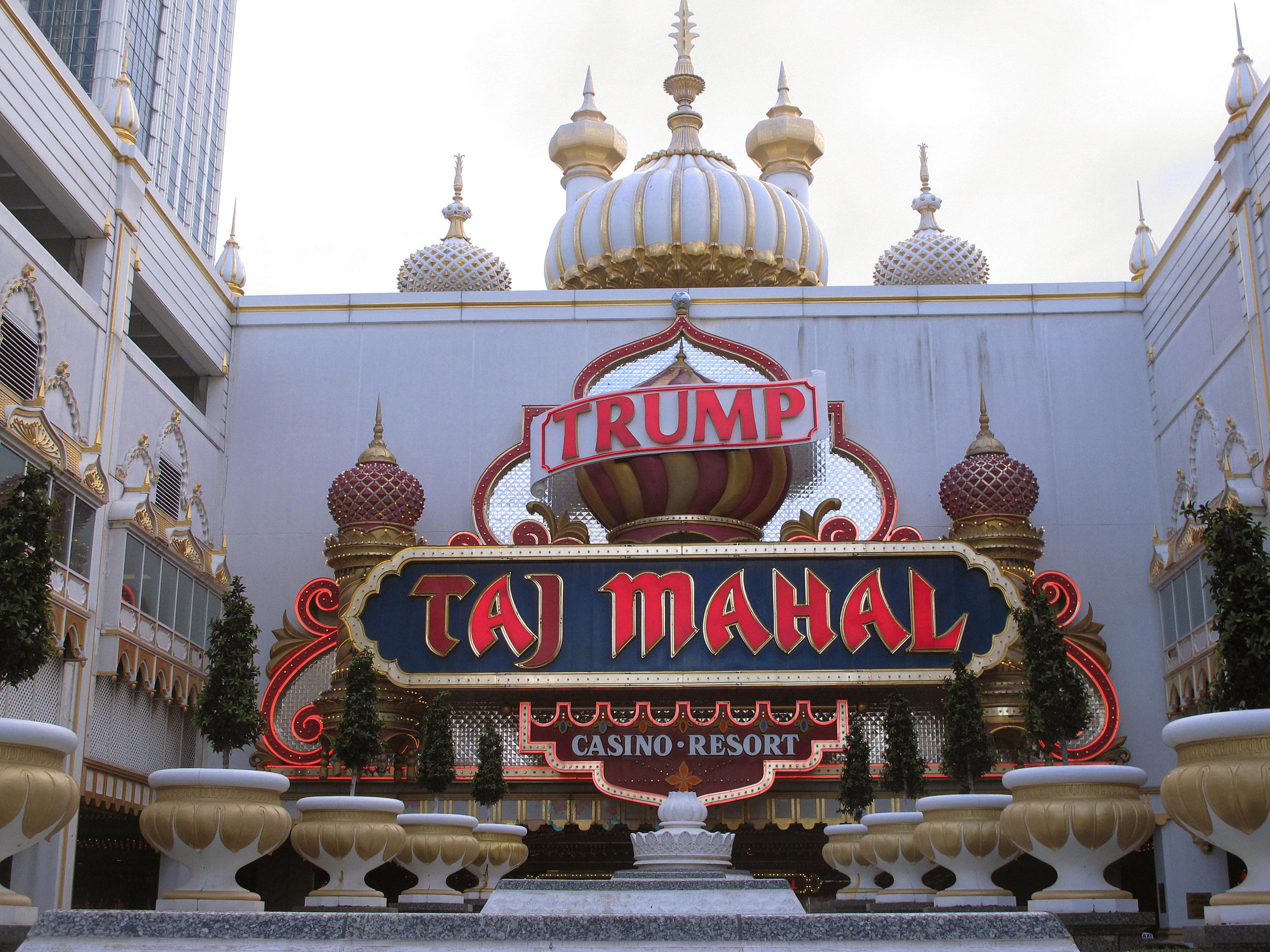 Trump taj mahal casino resort atlantic city nj double down casino free chips links