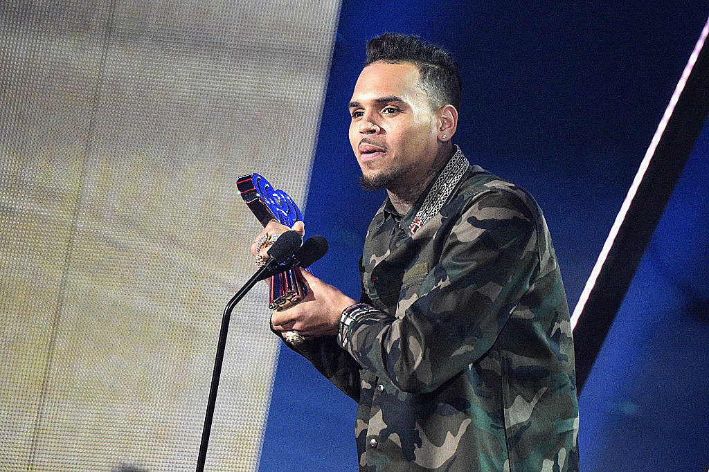 Chris Brown In Instagram Standoff With Police
