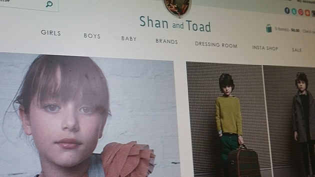 The Shan and Toad website