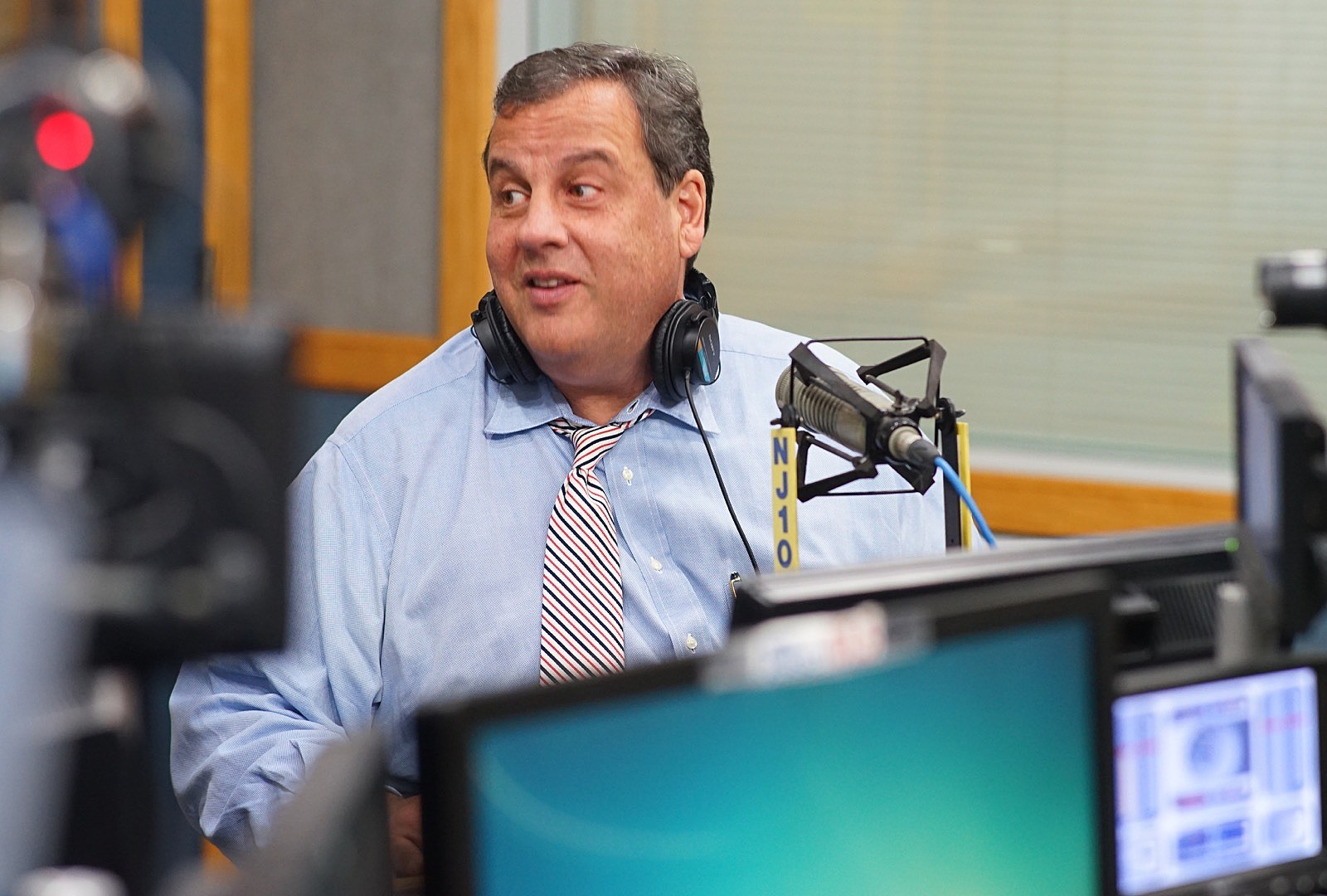 Ex-ally: Christie seemed happy about gridlock