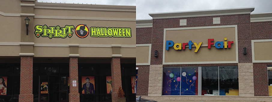 spirit halloween location in marlboro and party fair location in freehold dino flammia townsquare - Nj Halloween Stores