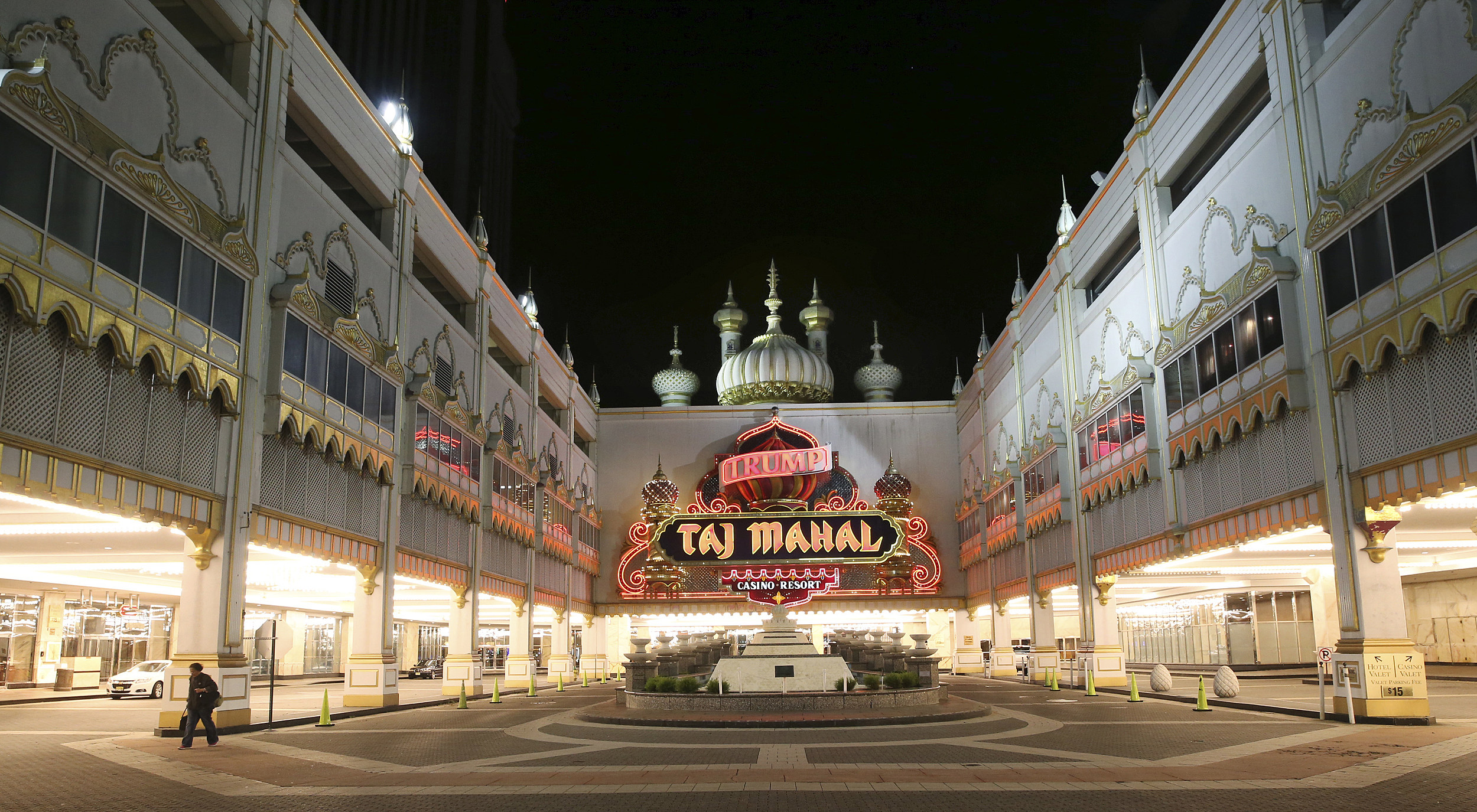 State Senate Approves Measure to Punish For Taj Mahal Owner