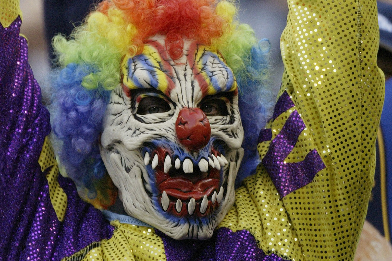 Forget Clowns Here Are 5 Common Fears In New Jersey