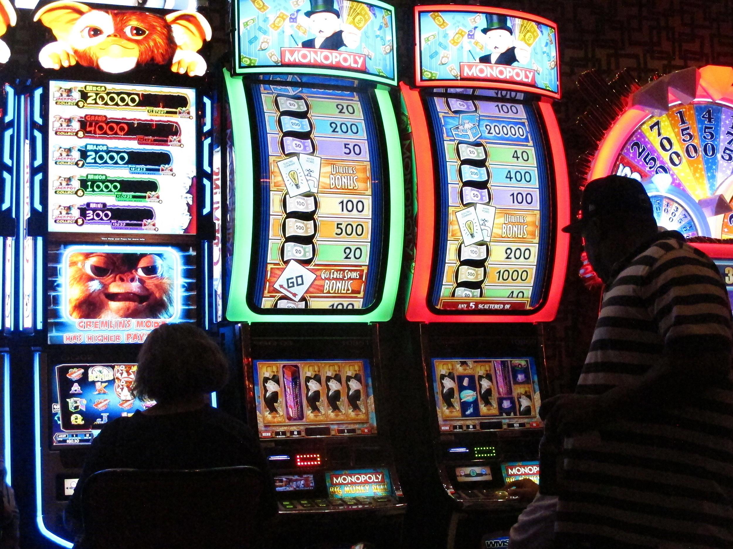 Atlantic city casino slot machines port aransas gambling boats
