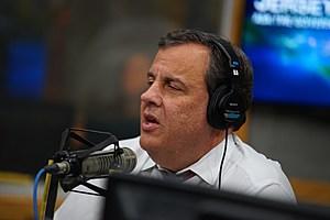 "Gov. Chris Christie on ""Ask The Governor"" on Nov. 21. (Townsquare Media)"