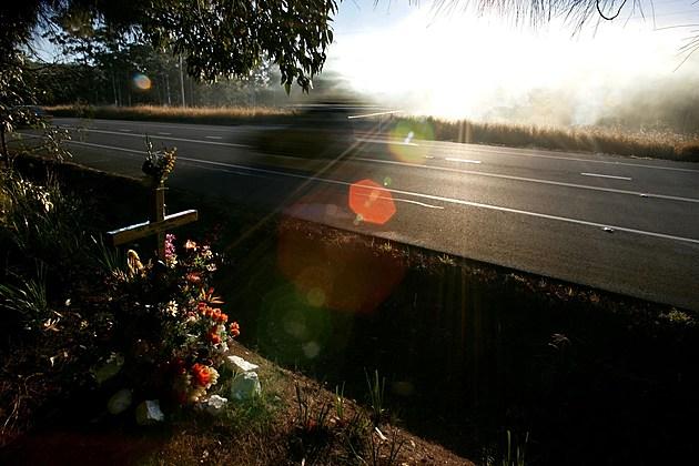 The Pacific Highway's Roadside Memorials
