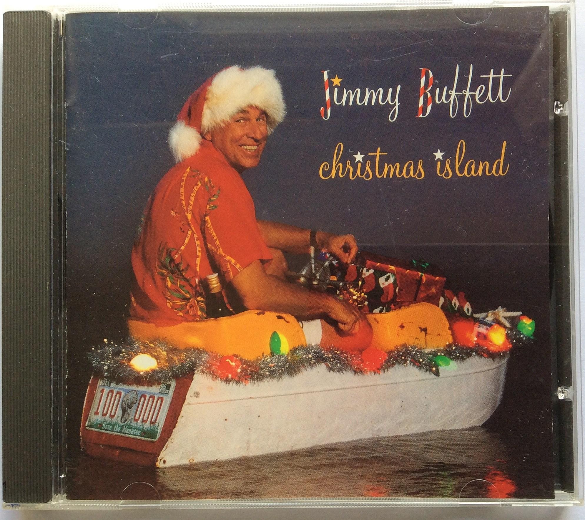 Merry Christmas Birthday to Jimmy Buffett
