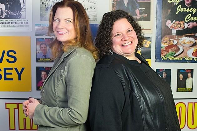 Megan and Annette (Louis Hochman/Townsquare Media)