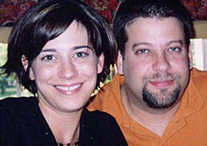 Danielle Imbo and Richard Petrone (New Jersey State Police)