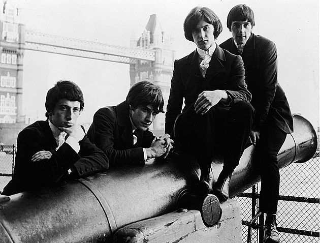 The Kinks - Photo by: Warner-Bros. / Getty-Images