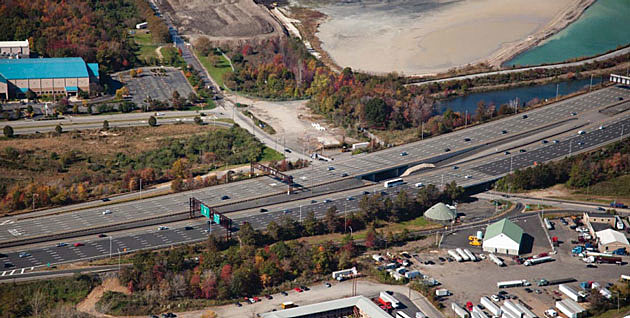 Garden State Parkway 39 S New Sayreville Exit Will Only Take E Zpass