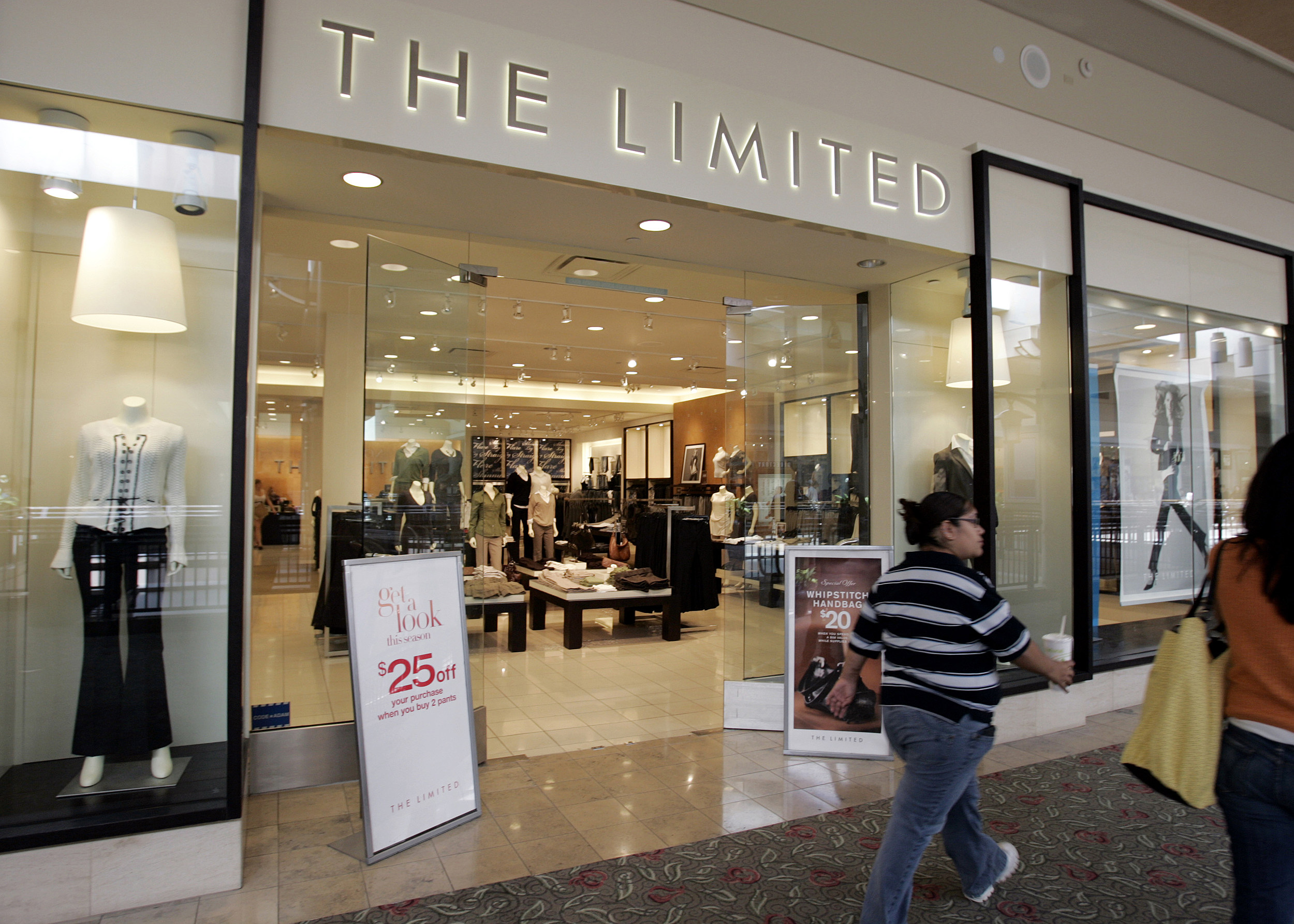 The Limited closing all stores — including 5 in NJ