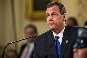 Governor Chris Christie Gives Annual State Of The State Address