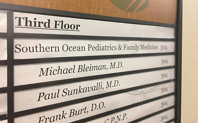 Sigh at Southern Ocean Pediatrics & Family Medicine